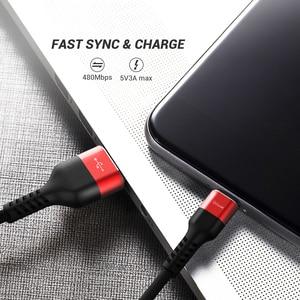 Image 4 - QGEEM USBประเภทCสายUSB Cโทรศัพท์มือถือFast Charging USB ChargerสายสำหรับSamsung Galaxy S8 Huawei Mate 20 xiaomi USB Type C