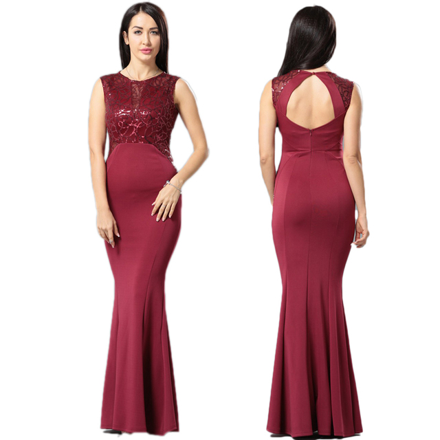 Vestidos elegantes moda mujer