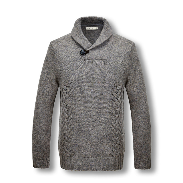 Мужчины мода свитер 2016 высокое качество свободного покроя мужская пуловеры хлопок мужчины свитера тонкий подходит Большой размер 3XL пуловеры горячая распродажа