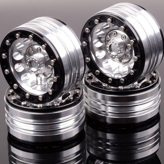 1060 RC 1 9 Beadlock Aluminum Wheel Rim For 1 10 Rock Crawler Axial SCX10 D90