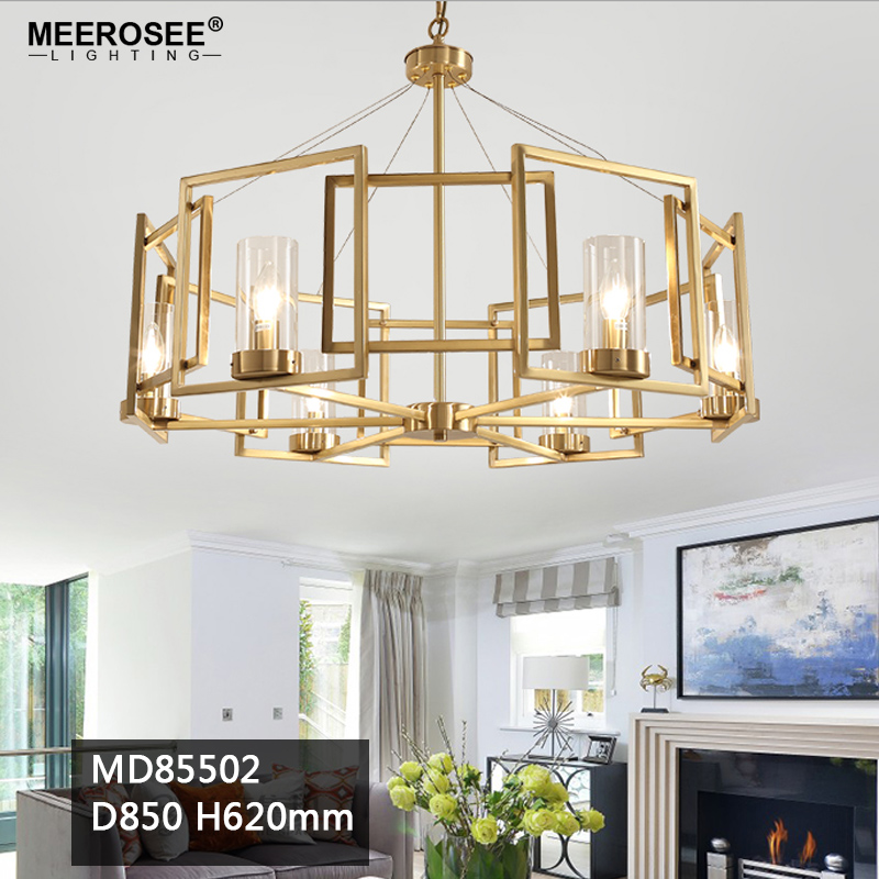 Creative Iron Chandelier Light Simply Fashion Hanging Lamp for Restaurant Dining room Modern Luminaire Lighting Fixture modern crystal chandelier hanging lighting birdcage chandeliers light for living room bedroom dining room restaurant decoration