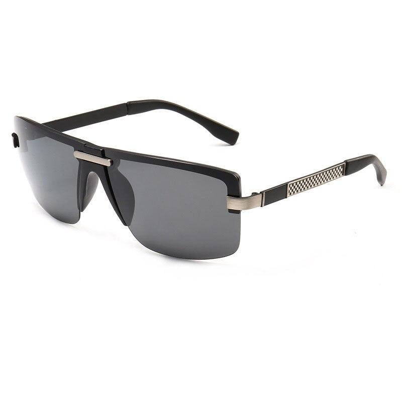 steampunk Schutzbrillenmänner carter randlose Sonnenbrille - Bekleidungszubehör - Foto 3