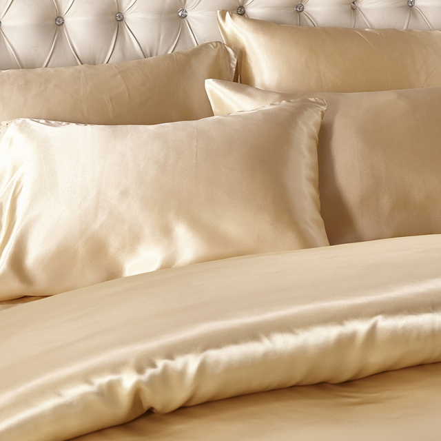 European Style Golden Bedding Sets