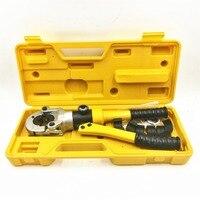 Гидравлический Pex трубы обжимной инструмент CW 1632 трубка обогрева напольного покрытия Водостоки трубы Давление трубу 10 т