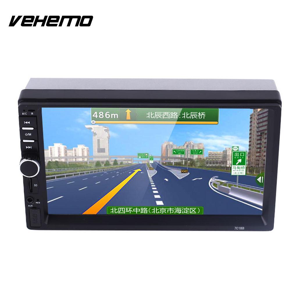 Vehemo IR caméra In-Dash MP5 lecteur Audio vidéo lecteur Automobile voiture MP5 voiture électronique AUX Smart FM