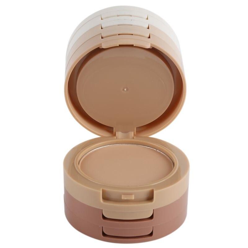 Maquiagem 5 Layer Fabulous Dry Wet Pressed Face Makeup Powder Make Contour Powder Palette Skin Finishing Natural Concealer on Aliexpress.com | Alibaba Group