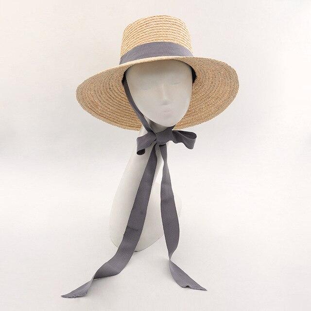 f3c1c83be2188 Muchique sombrero del cubo del verano Beach Sun sombreros para las mujeres  2017 sombreros de paja