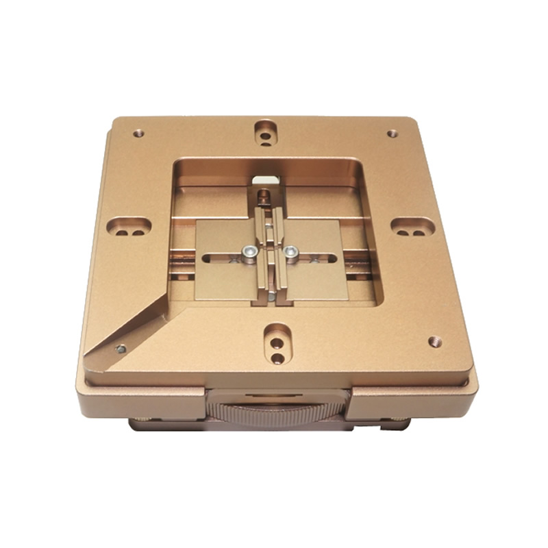 80mm 90mm universal bga reballing estação com ímã automático ajustar estêncil titular