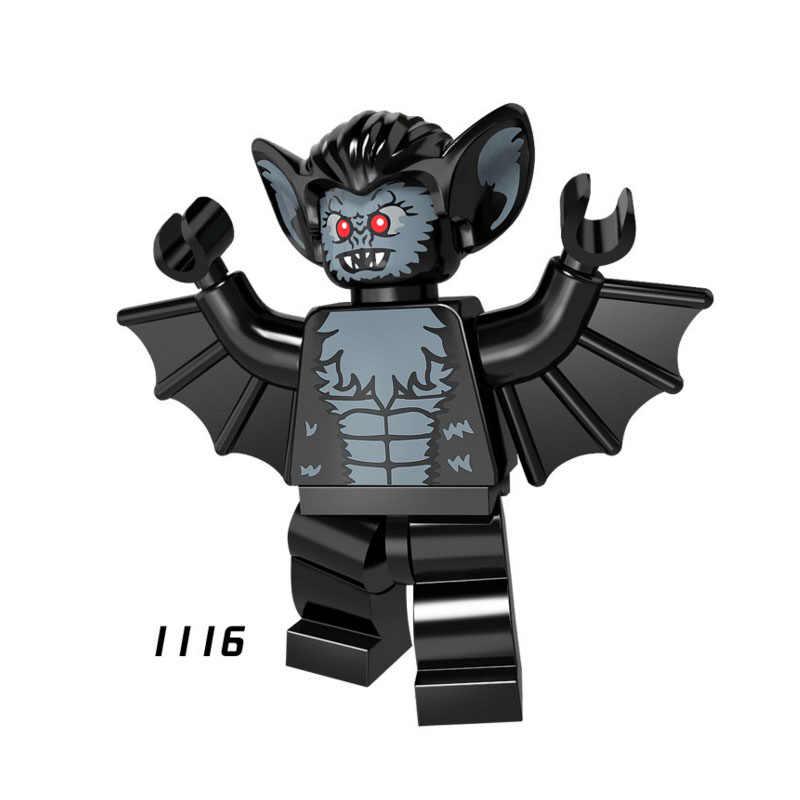 واحد بيع سوبر أبطال حرب النجوم 1116 Desmodus مصاص دماء الخفافيش اللبنات الشكل الطوب اللعب والهدايا متوافق Legoed Ninjaed