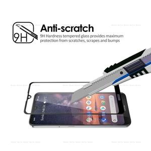 Image 5 - 9H กระจกนิรภัยสำหรับ Nokia 4.2 3.2 2.2 5.1 7.1 8.1 Plus ป้องกันหน้าจอสำหรับ Nokia 7 Plus 9X5X6 2 3 5 6 2018 ป้องกันกระจกนิรภัย