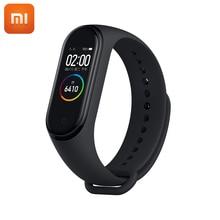 "Original Xiaomi Mi Band 4 0.95 ""AMOLED écran Smart Miband 4 étanche fréquence cardiaque Fitness bracelet 135mAh Bluetooth 5.0 50ATM"