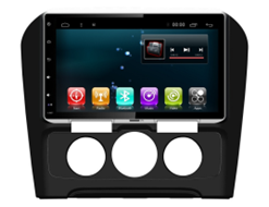 Chogath android 8.0 car multimedia player for <font><b>Citroen</b></font> <font><b>C4</b></font> <font><b>2016</b></font> manual AC image