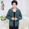 2016 chino más el tamaño de las mujeres chaqueta de invierno parka abrigos mujer doudoune femme manteau femme