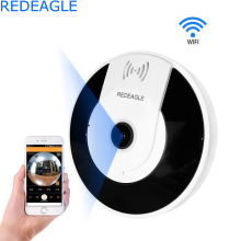 Redeagle 960 P 1080 P 3D IP Wi-Fi Камера купол Fisheye Видеоняни и радионяни панорама HD 2mp/1.3mp Беспроводной Wi-Fi CCTV smart security cameas