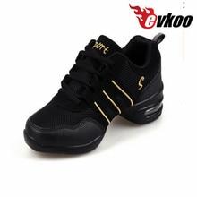 36eb85b3f9914 Zapatos de baile para mujer Zapatillas de baile Jazz Hip Hop rojo blanco transpirable  suave suela cómoda flexible baile Deporte .