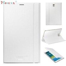 Mosunx горячий продавать ультра тонкий планшетный кожаный чехол case для samsung galaxy tab s 8.4 inch t700/t705 подарок 1 шт. ноября 25