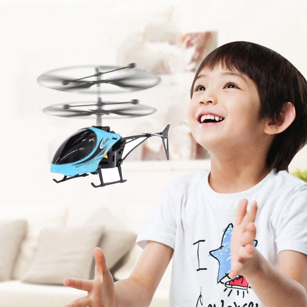 odporne Mini Drone czerwony 8