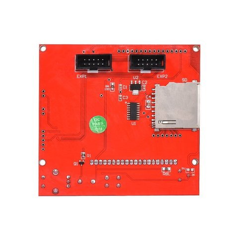 BIQU 12864 LCD Control Panel Smart Controller RAMPS1.4 LCD RepRap MKS GEN L Support Control Board for 3D Printer Islamabad