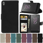 Flip Cover PU Leather Case For Sony Xperia E5 Case For Sony E5 E 5 Cover Phone Bags Cases For Sony Xperia E5 F3311 F3313 Bags