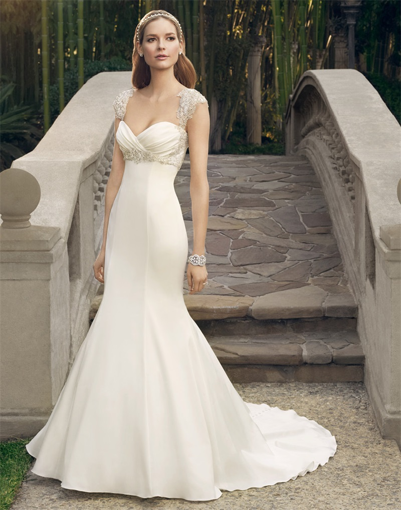 Popular Wedding Gowns for Petite Brides-Buy Cheap Wedding Gowns ...
