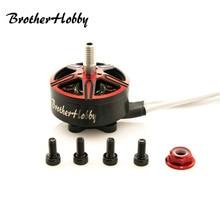 """Brotherhobby Avenger 2507 1850kv 2450kv 2700kv 4-6 S бесщеточный Двигатель 7 """"опора для FPV-системы Racing Drone RC quadcopter игрушечных моделей Асса"""