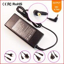 19V 4.74A ноутбук/ноутбук Ac адаптер питания зарядное устройство для acer AP.09000.001 HIPRO HP-A0904A3 HP-OL093B13P AP.09001.003