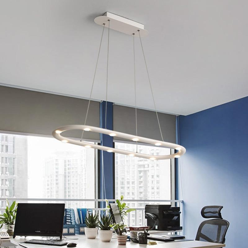 Modern LED Chandeliers lighting Aluminum Chandelier lamp for Living Dinning Room Bedroom Office Study Room Lustre стоимость