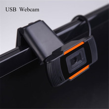Web camera HD 12 Megapixels web cam USB2.0 30 Degrees Rotation Auto Focus Webcam Camera with MIC Clip-on for Computer PC Laptop