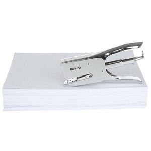 Image 3 - מתכת כבדה החובה מהדק משרד בית ספר Plier נייר מהדק כריכת ספרים סיכות 24/6 24/6 26/6 26/8 מכונת כריכה מכתבים