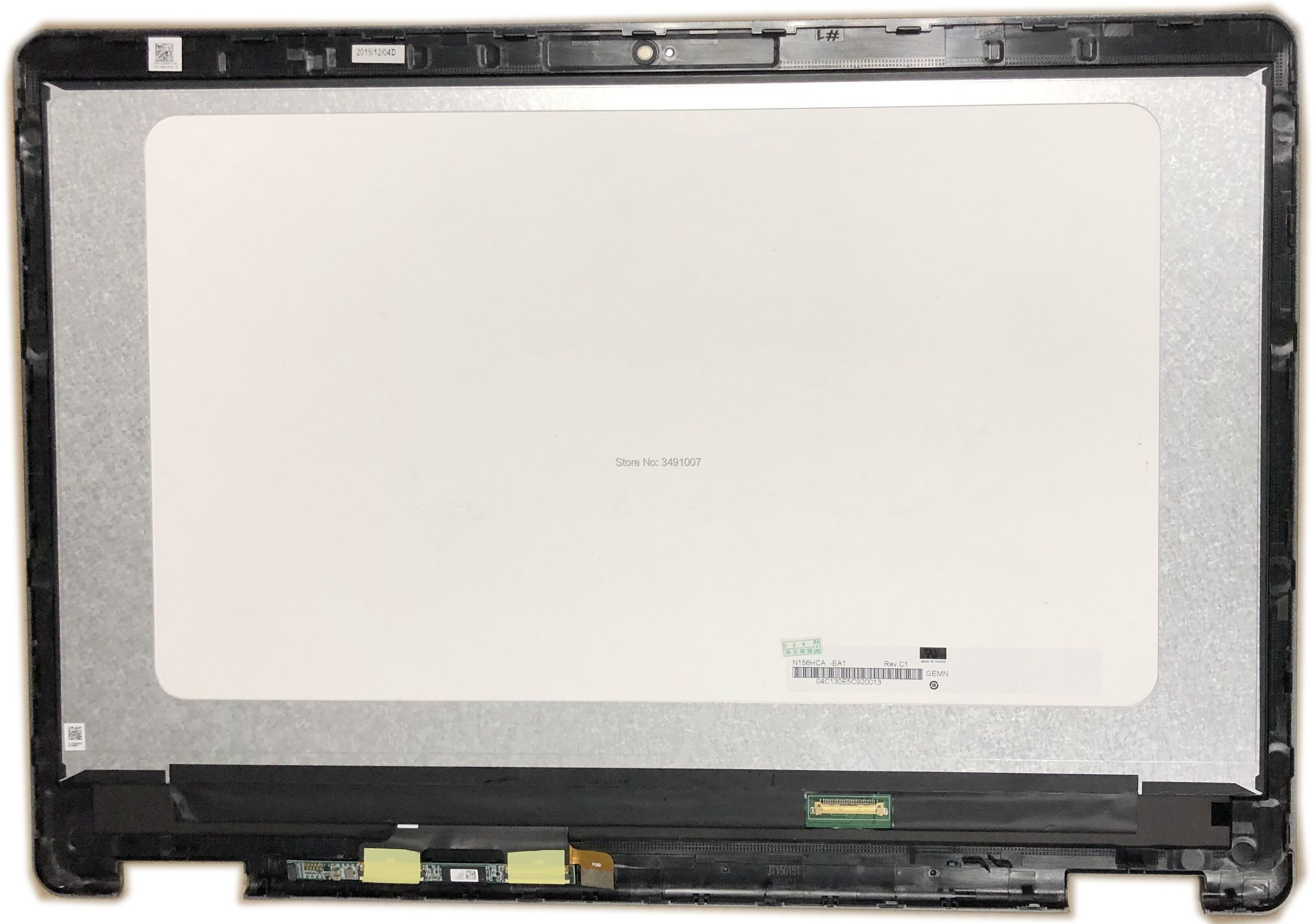 "15.6/"" LCD Touch Screen Digitizer Display Assembly for Acer Aspire R15 R5-571T TG"