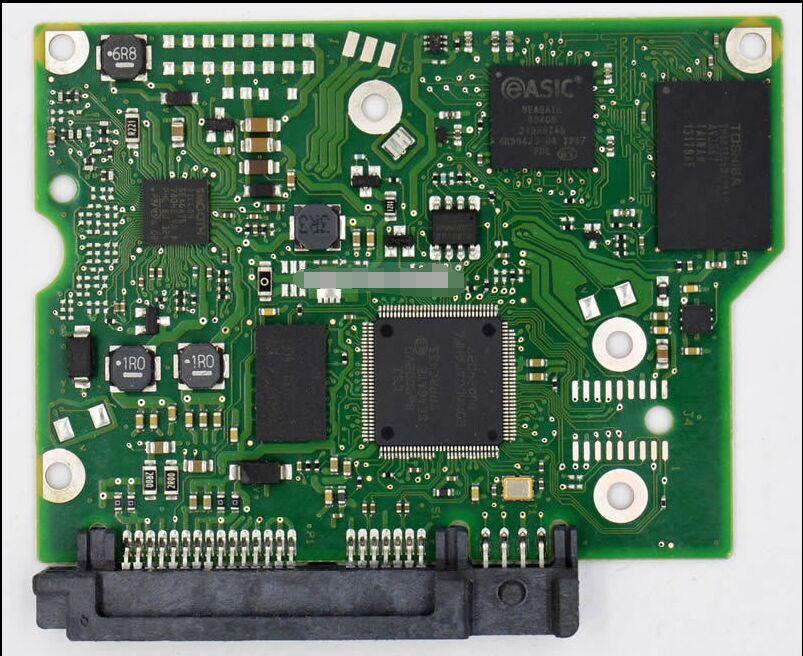 Circuit Board 100716565 REV A Hard Disk Desktop PCB Circuit Board 1T 2T 3T 4T