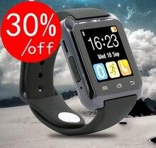 Männer und frauen uhr smart uhr silikagel material tragekomfort Smartwatch für iPhone IOS Android Telefon PK GT08 DZ09 F69 Uh0