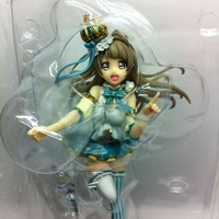 23cm Japanese Anime Figure ALTER Love Live Minami Kotori Action Figure 1/7 scale painted Snowman Ver Doll Model Toy