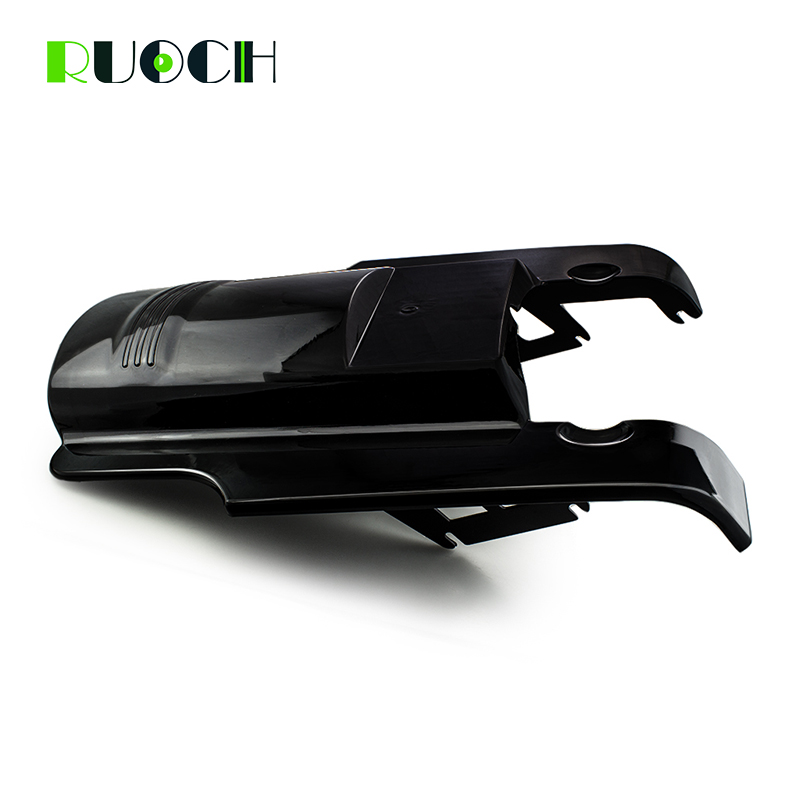 Motorcycle Accessories Front Fender Mudguard Extension Filler Streched For Harley Davidson Touring Road Street Glide 2009 2017 in Covers Ornamental Mouldings from Automobiles Motorcycles