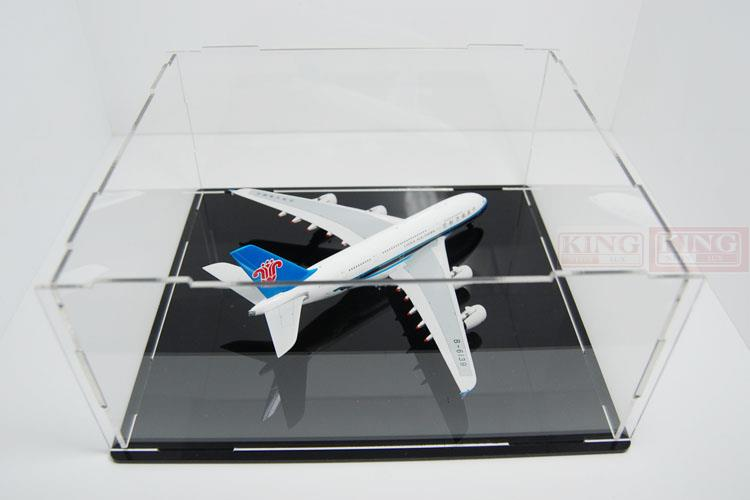 Buy: model display box for all 1:400 models: AN-255, A346, A380, B747 commercial jetliners plane model hobby hongkong agency pixel to buy aircraft commercial airline fleet planning commercial jetliners plane model hobby