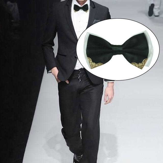 40a0f66a210b Fashion Formal Bow Tie Fashion Men's Bowties Accessories Butterfly Cravat  Bowtie Butterflies Hot Sale for Boys