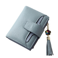 Special Offer Genuine Leather women Wallets High capacity Cow Leather Female Wallets Coin Card Holder Student wallets