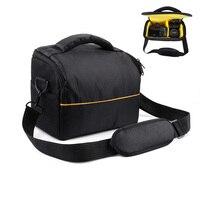 DSLR Waterproof Camera Bag Case For Nikon D7200 D7100 D7000 D5600 D5500 D5300 D5200 D5100 D3400