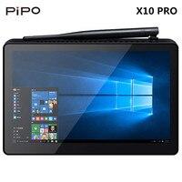 Pipo X10 PRO Intel Cherry Trail Z8350 4 ГБ DDR3L + 32 ГБ Встроенная память Mini PC Поддержка widws 2.4g WiFi 100 Мбит/с BT4.0