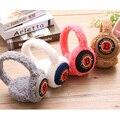 Winter Plush Earmuff Warm Cartoon Ear Muffs Headphones Unsiex Earmuffs Music Earphones Faux Fur Headphones
