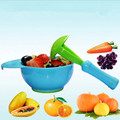 Baby fruit food Mills grind tools intant food homemade DIY Artifact baby food scissors babycook kids fruit nibbler free shipping