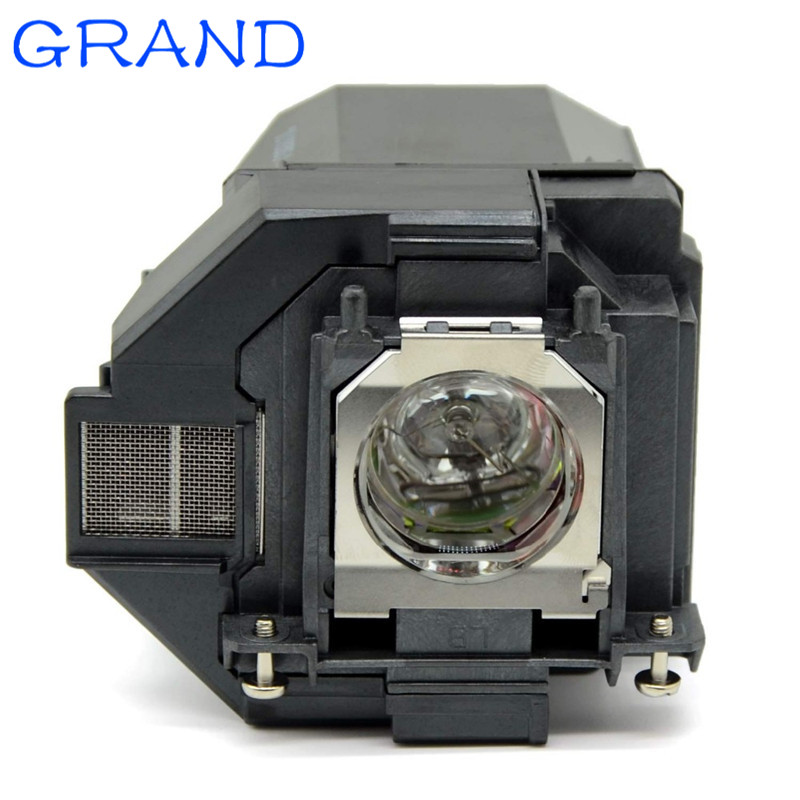 Projector Lamp With Housing FOR EPSON EB 2042 EB 960W EB 970 EB 980W EB 990U EB S39 EB S41 EB U05 EB U42 EB W05 EB W39 EB W4 in Projector Bulbs from Consumer Electronics