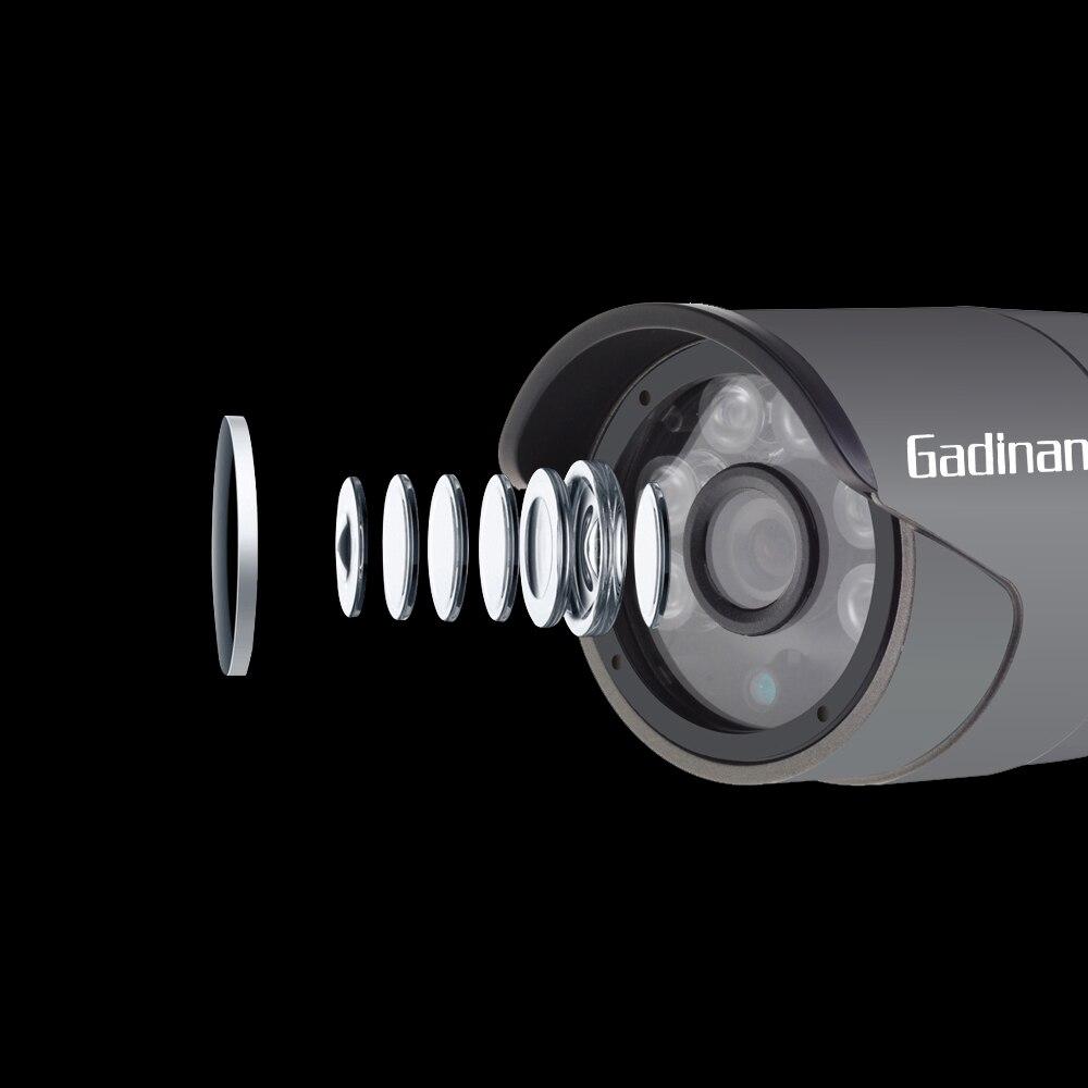 Image 3 - GADINAN Analógico 960 H 1000TVL CMOS Sensor De 2.8mm de Largura  Ângulo de Câmera de Segurança CCTV Câmera Ao Ar Livre Bala De Metal À  Prova D Água IP67outdoor cctv cameracctv camerasecurity camera -