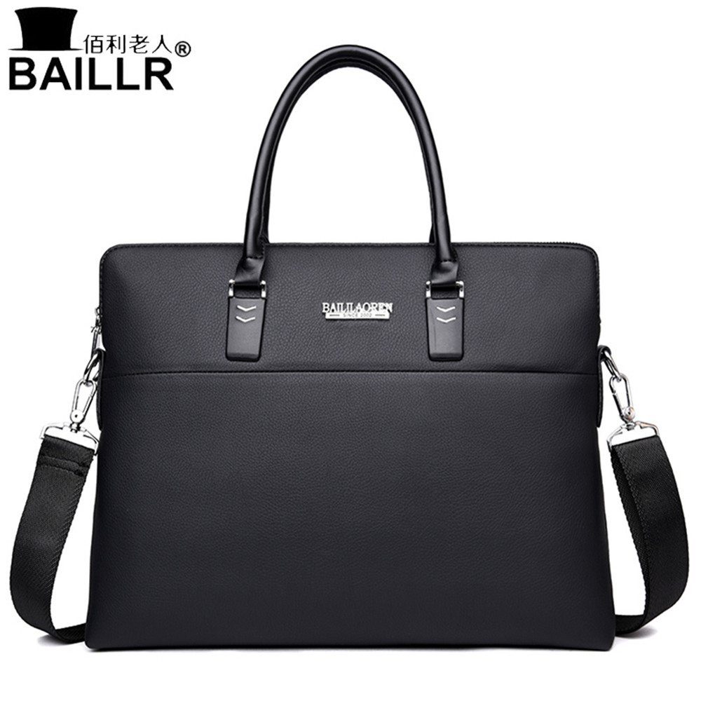 Luxury High Quality Leather Men Tote Bags Business Bag Fashion Handbags Male Laptop Briefcase Travel Bags Men's Messenger Bag все цены