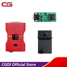 CGDI Prog for MB Key Programmer Support All Key Lost with ELV Repair Adapter with ELV Simulator