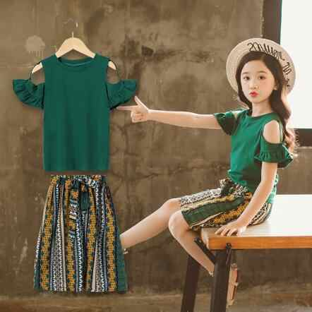 a9202fd3f Detail Feedback Questions about Girls Clothes Sets Kids Summer ...