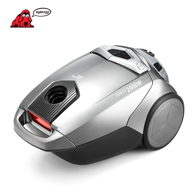 PUPPOO vacuum cleaner great suction canister home vacuum cleaner P8, ship from Russia directly, no shipping charge