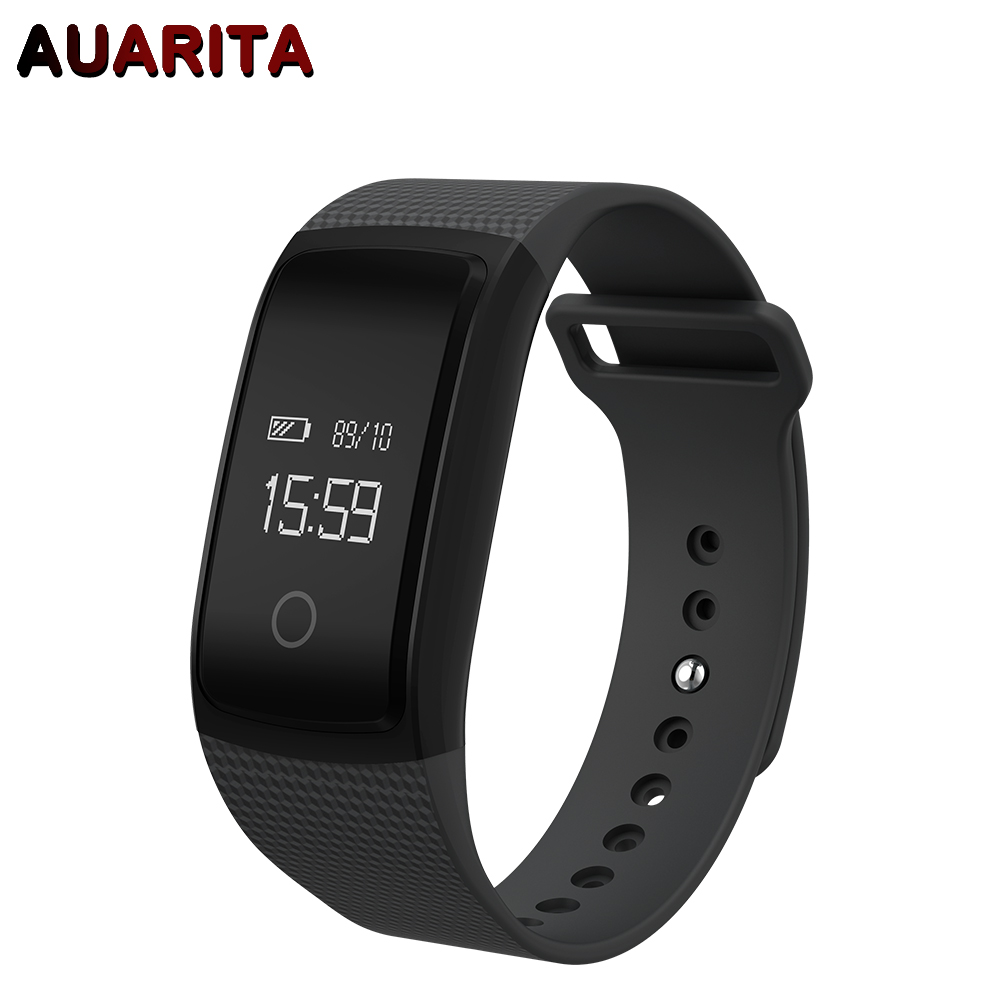 A09 Sports Passometer Smart Wristband Bluetooth 4 0 Smart Watch For Android iOS Sleep Monitor Bracelet