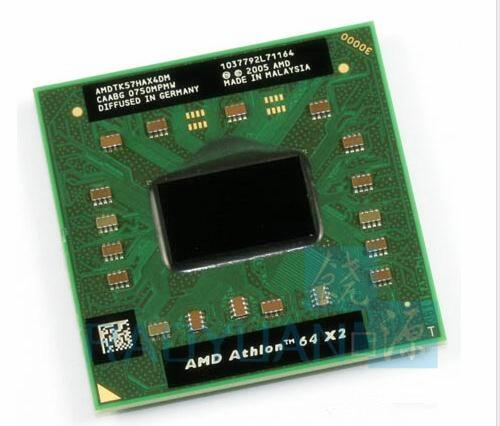 AMD Athlon 64 X2 TK-57 - AMDTK57HAX4DM TK57 TK 57 Laptop Processor CPU Socket S1
