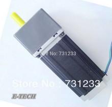 2pcs/lot 5: 1 NEMA 34 Motor stepping motor 114 mm length